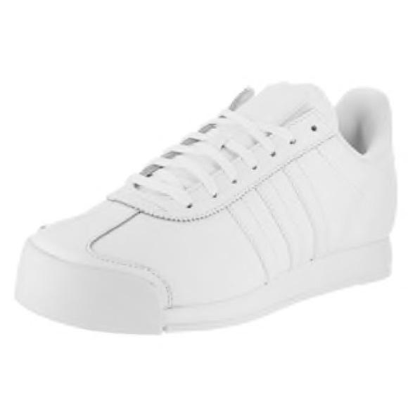 adidas samoa white